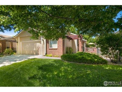 Single Family Home For Sale: 5000 Boardwalk Dr #36