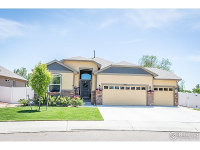 Loveland Single Family Home For Sale: 492 Tahoe Dr