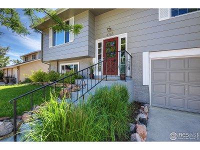 Boulder Single Family Home For Sale: 4765 Greylock St