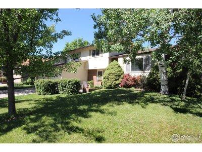 Fort Collins Single Family Home Active-Backup: 2901 Brookwood Dr