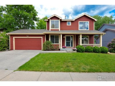 Single Family Home For Sale: 1144 Argento Dr