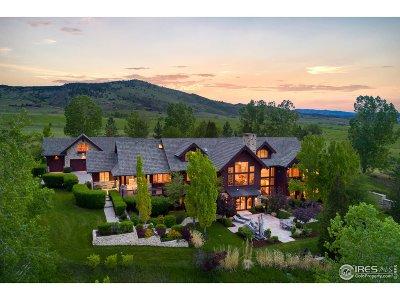 Longmont Single Family Home For Sale: 11500 Eagle Springs Trl