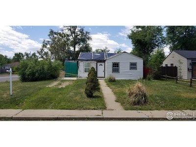 Denver Single Family Home For Sale: 1301 Trenton St