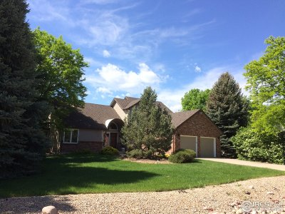 Niwot Single Family Home For Sale: 6852 Peppertree Dr