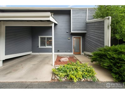 Boulder Condo/Townhouse For Sale: 2949 Eagle Way