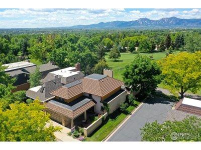 Boulder Condo/Townhouse For Sale: 4853 Briar Ridge Ct