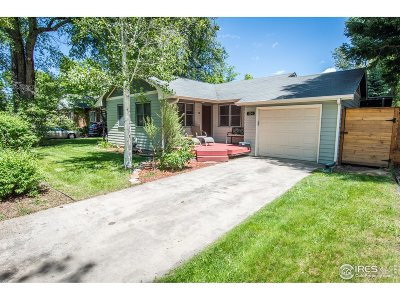 Single Family Home For Sale: 504 S Grant Ave