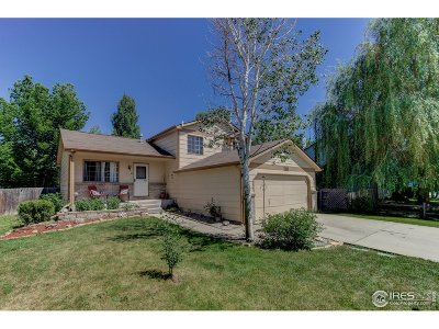 Fort Collins Single Family Home For Sale: 3406 Riva Ridge Dr
