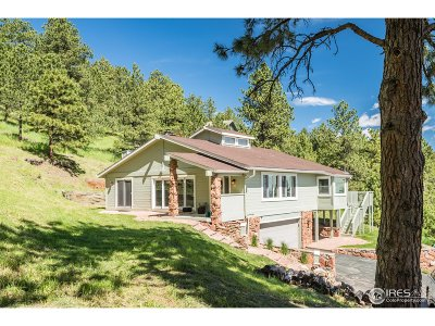 Boulder Single Family Home For Sale: 316 Pine Tree Ln