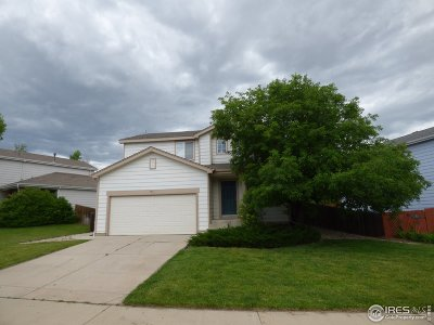 Loveland Single Family Home For Sale: 1711 Twin Lakes Cir