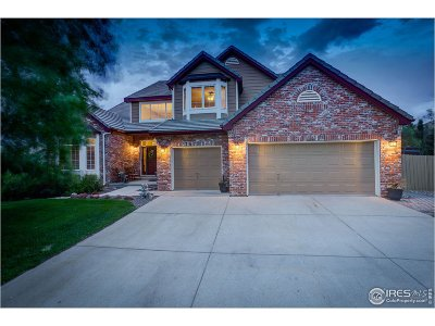 Superior Single Family Home For Sale: 3922 Pyramid Ct
