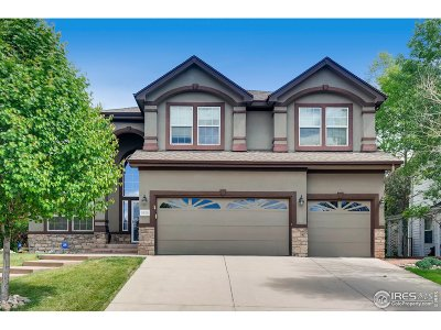 Fort Collins Single Family Home For Sale: 1026 Pinnacle Pl