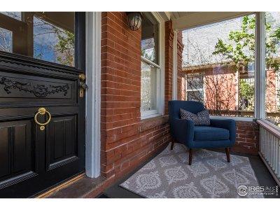 Boulder Single Family Home For Sale: 2120 Mapleton Ave