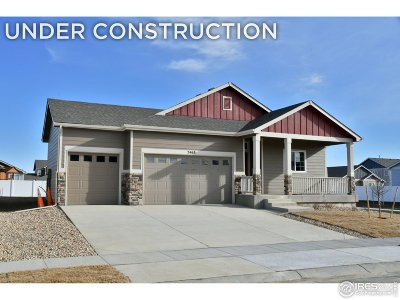 Berthoud Single Family Home For Sale: 1265 Coffman Dr