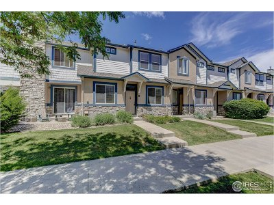 Fort Collins Condo/Townhouse For Sale: 2850 Kansas Dr #H
