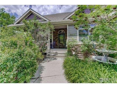 Loveland CO Single Family Home For Sale: $539,900