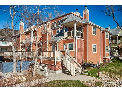 Boulder Condo/Townhouse For Sale: 3025 Broadway St #3