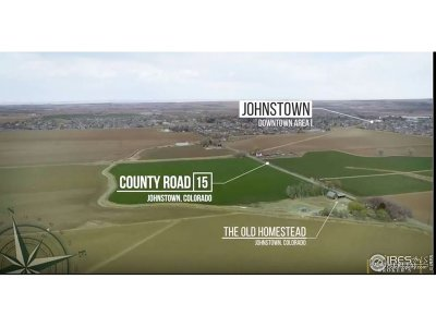 Johnstown Residential Lots & Land For Sale: 22211 County Road 15