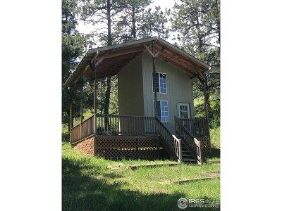 Larimer County Single Family Home For Sale: 160 Bobcat Dr