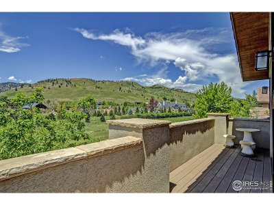 Boulder Single Family Home For Sale: 4876 5th St