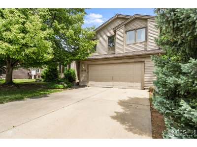 Boulder Single Family Home For Sale: 1619 Jimson Ct