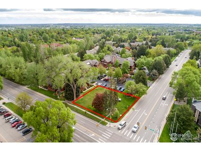 Fort Collins Residential Lots & Land For Sale: 1136 E Stuart St