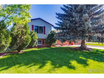 Loveland Single Family Home For Sale: 320 E 50th St