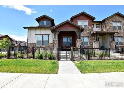 Windsor Condo/Townhouse For Sale: 6340 Pumpkin Ridge Dr #1