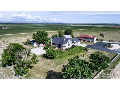 Platteville Single Family Home For Sale: 13965 County Road 42