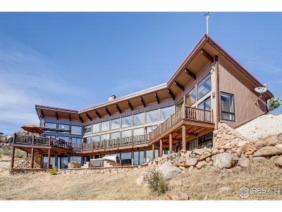 Laporte Farm & Ranch For Sale: 2290 N Greyrock Rd