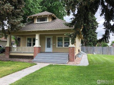 Holyoke Single Family Home For Sale: 241 S Morlan Ave