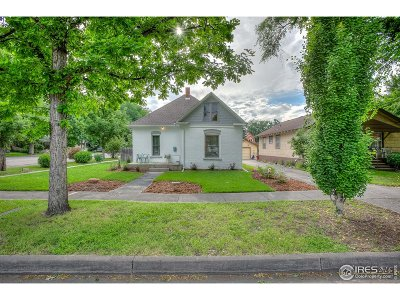 Single Family Home For Sale: 300 S Whitcomb St