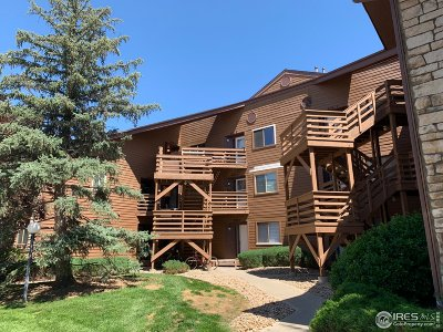 Boulder Condo/Townhouse For Sale: 6118 Habitat Dr #1