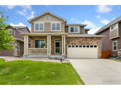 Fort Collins Single Family Home For Sale: 1014 Trading Post Rd