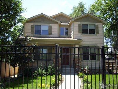 Lafayette Single Family Home For Sale: 506 E Baseline Rd