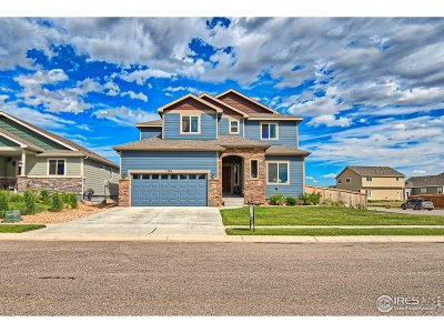 Severance CO Single Family Home For Sale: $425,000