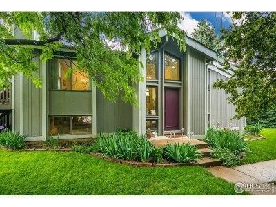 Fort Collins Single Family Home For Sale: 912 Driftwood Dr