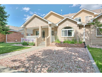 Berthoud Condo/Townhouse For Sale: 206 Victoria St