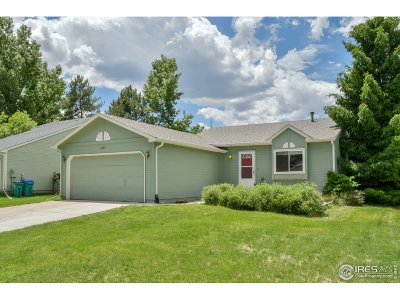 Fort Collins Single Family Home For Sale: 3207 Laredo Ln