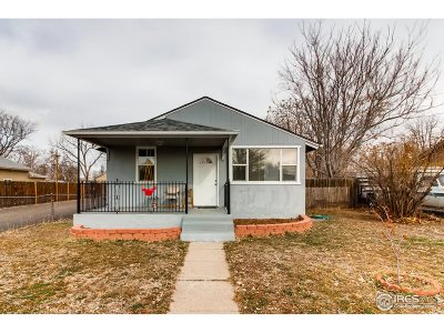 Commerce City Multi Family Home For Sale: 5856 Newport St