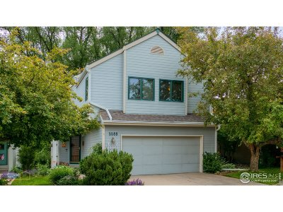 Boulder Single Family Home For Sale: 5588 Stonewall Pl