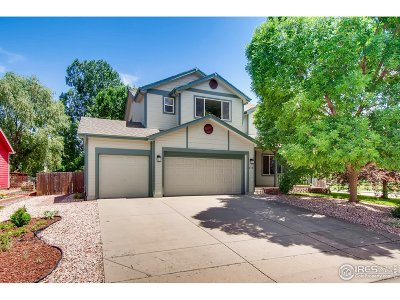 Longmont Single Family Home For Sale: 310 Widgeon Dr