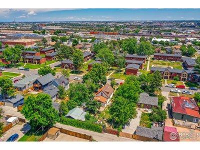 Denver Single Family Home For Sale: 4225 Mariposa St