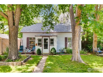 Loveland Single Family Home For Sale: 1225 E 4th St