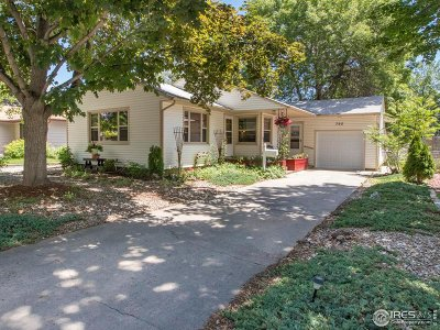 Loveland Single Family Home For Sale: 760 Douglas Ave