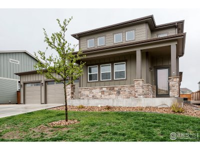 Wellington Single Family Home For Sale: 4526 Ingalls Dr
