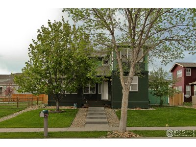 Longmont Single Family Home For Sale: 1911 Marti Cir