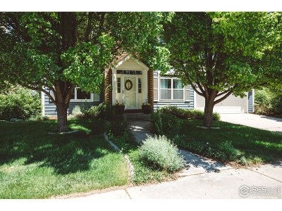 Fort Collins Single Family Home For Sale: 2518 Ridge Creek Rd
