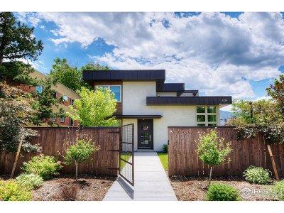Boulder Condo/Townhouse For Sale: 1220 Cedar Ave #A