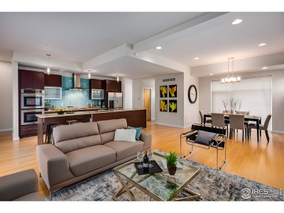 Denver Condo/Townhouse For Sale: 1822 W 33rd Ave #102